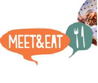 12 Mei: Meet and Eat met vluchtelingen!