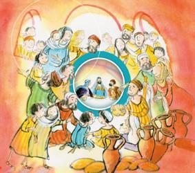Aanmelding voorbereiding Eerste Heilige Communie