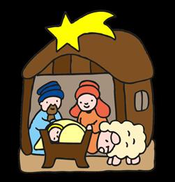 Zondagmiddag 23 december: 15:00 uur Kerstviering