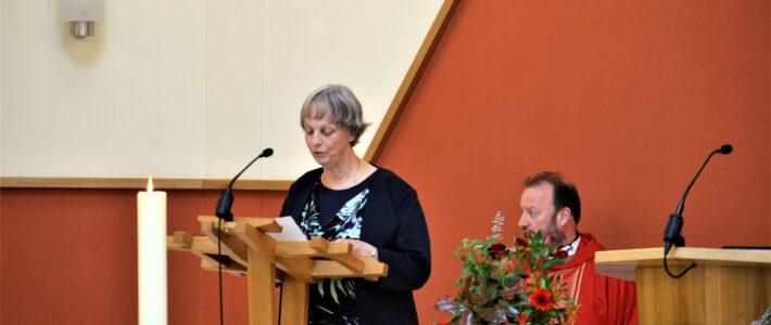 Installatie van Vicaris Woolderink als pastoor van de Elisaparochie op 23 mei.