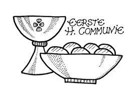 Opgave voor Eerste Heilige Communie